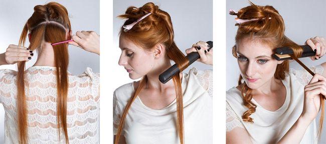 inspiration fur locken stylings findet ihr hier lockenfrisuren die schonsten looks fur lockiges haar