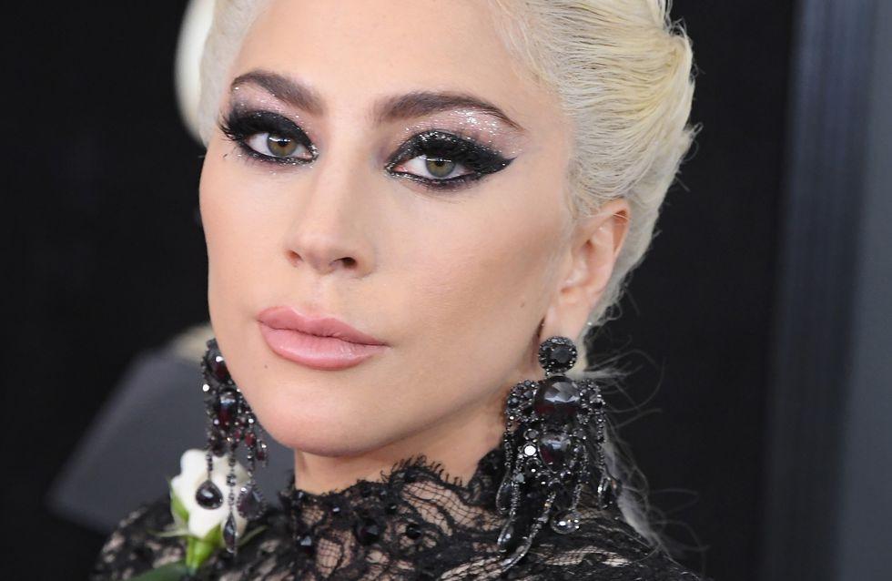 Grammy Awards 2018 : la coiffure de Lady Gaga était folle, et attendez de la voir de dos