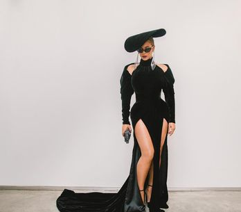 Beyoncé, Jay-Z et Blue Ivy, ultra lookés pour assister aux Grammy Awards (photos