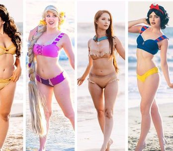 Des maillots de bain inspirés des princesses Disney, on en rêvait ! (Photos)