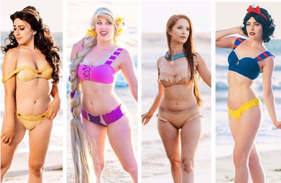 Des maillots de bain inspirés des princesses Disney, on en rêvait ! (Photos)