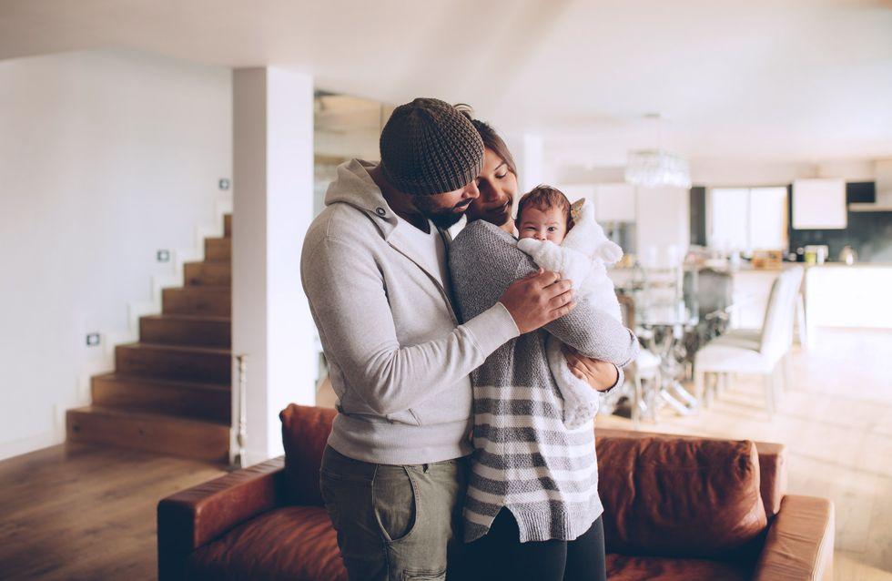 Willkommen zu Hause: Tipps für Babys erste Tage daheim