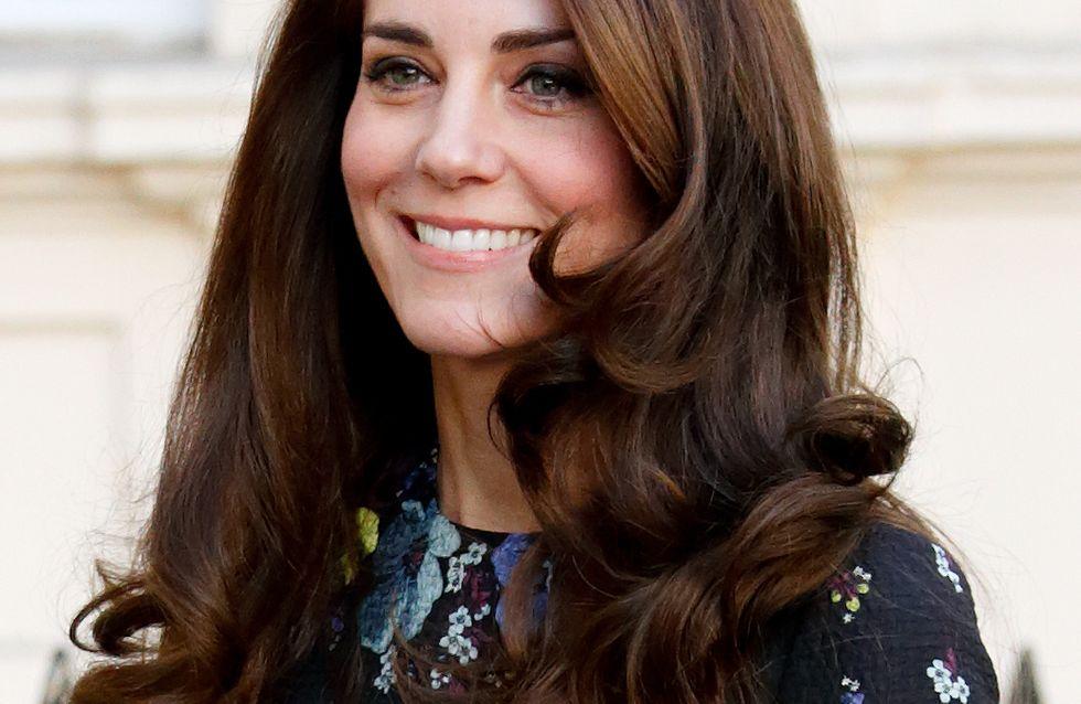 Kate Middleton a fait don de ses cheveux pour la bonne cause
