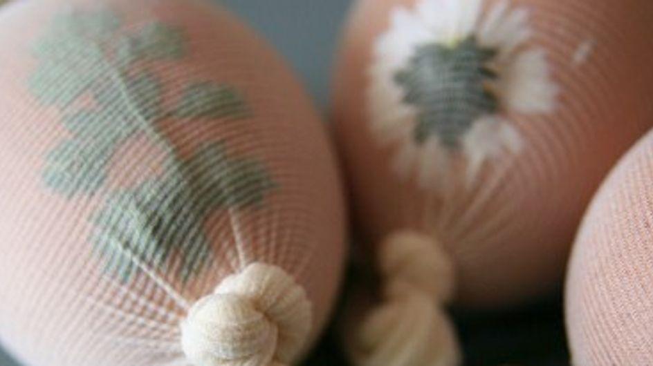 Testé pour vous : DIY, créez (facilement) des oeufs de Pâques bluffants
