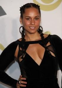 Alicia Keys aux Grammy Awards
