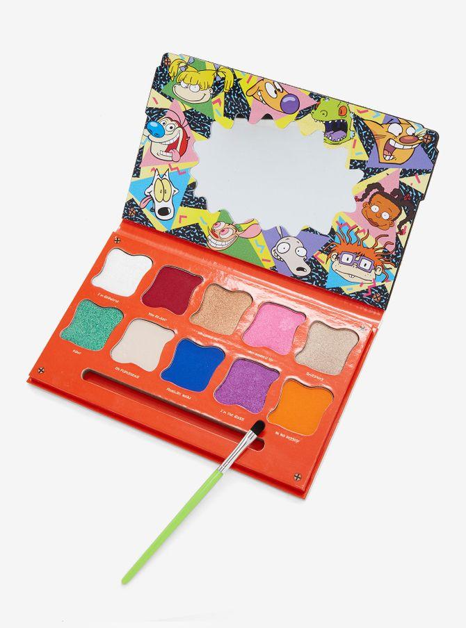 Palette de maquillage, Nickelodeon - 16,90 dollars