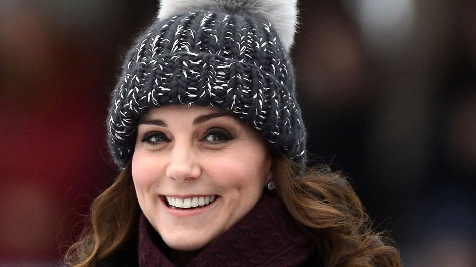En voyage à Stockholm, Kate Middleton dévoile un ventre beaucoup plus arrondi (Photos)