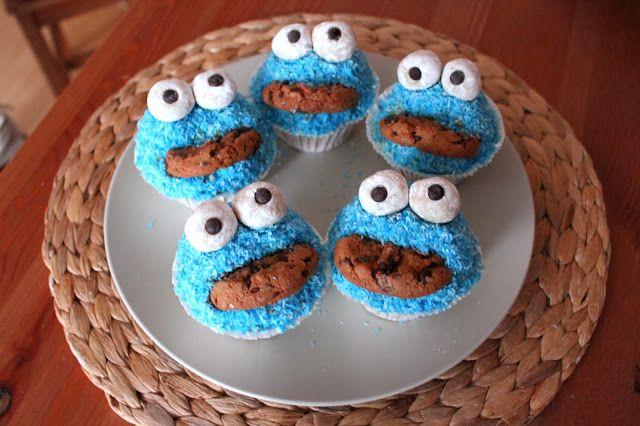 Krümelmonster Muffins Backen Diese Anleitung Ist Super Einfach