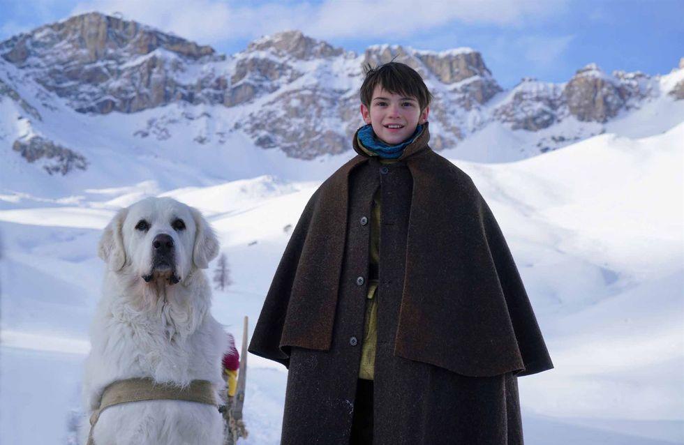 Belle et Sébastien reviennent dans un nouveau film touchant (vidéo)