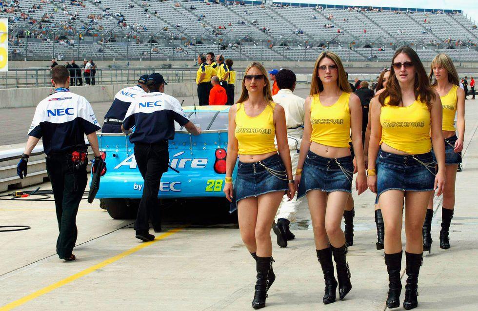 Formule 1, les grid girls sur les lignes de départ, c'est fini