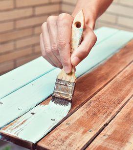 ¿Cómo dar un toque actual a los muebles antiguos?