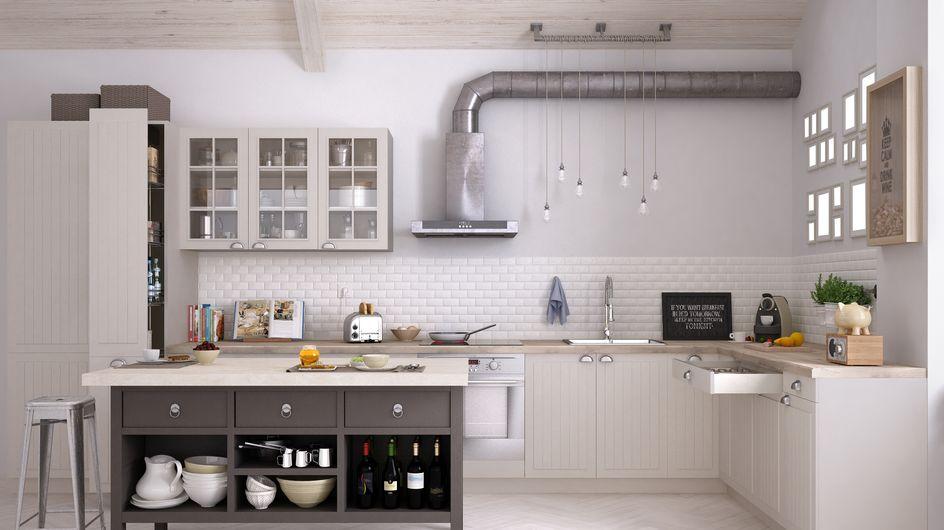 Las reglas de oro para diseñar la cocina