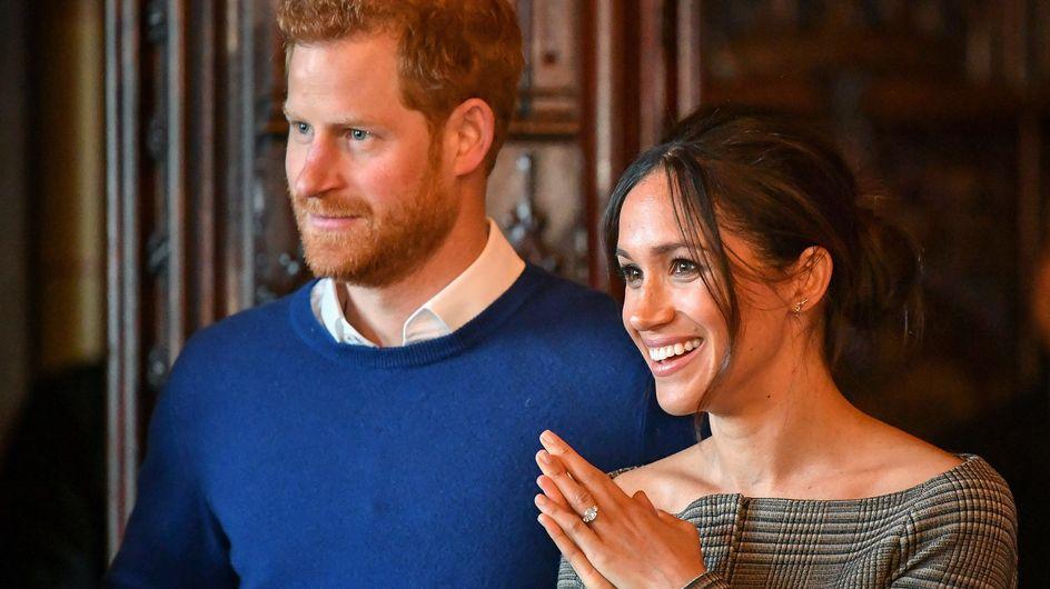 Meghan Markle n'a pas froid aux yeux et s'apprête à briser la tradition de la famille royale pour son mariage