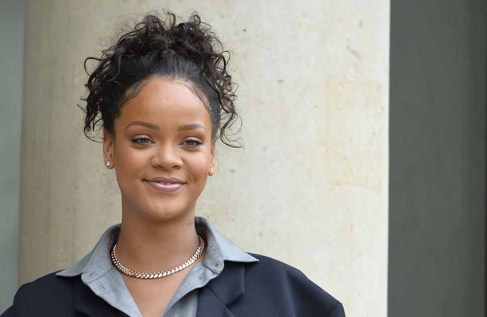 Rihanna et Emmanuel Macron se retrouvent au Sénégal pour la bonne cause (vidéo)