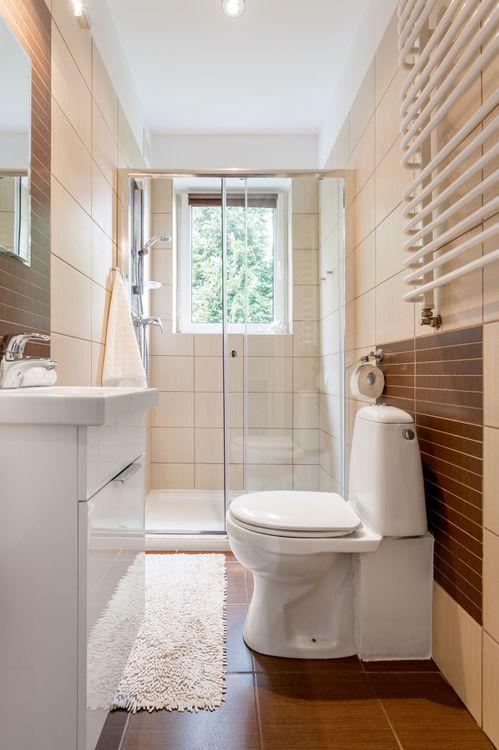 Awesome Kleines Badezimmer Einrichten Images - Jimatwell.com ...