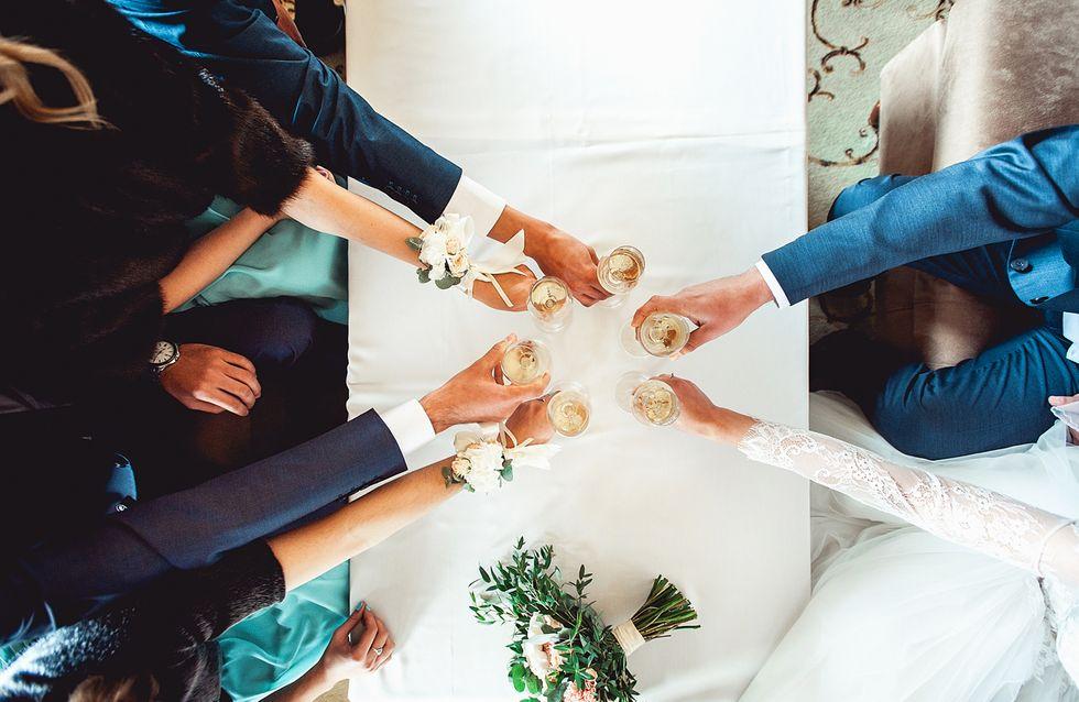 Etikette-Expertin packt aus: Die 8 größten No-Gos bei einer Hochzeit!