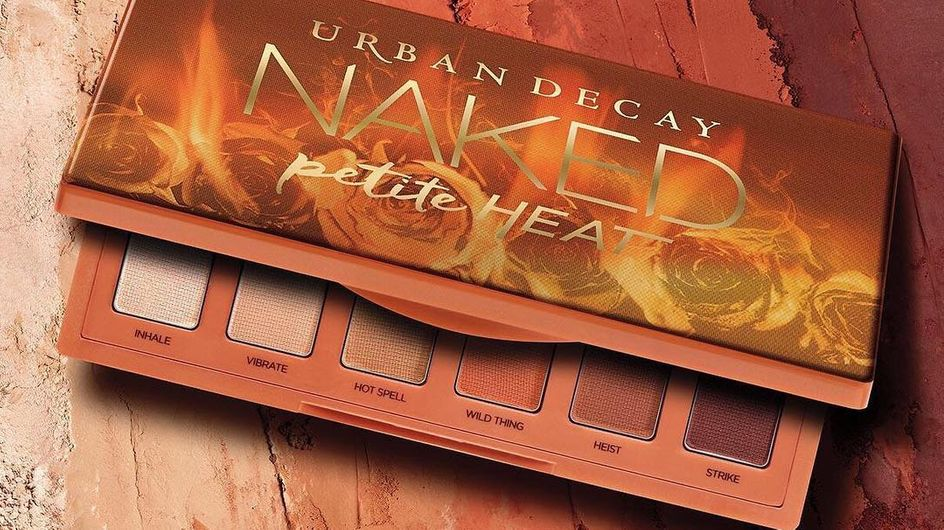 """ALERTE ! Urban Decay sort une palette """"Heat"""" à moitié prix"""