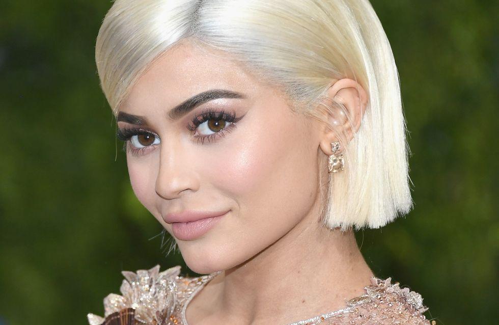 Kylie Jenner dévoile le prénom de sa fille avec une photo adorable (Photos)