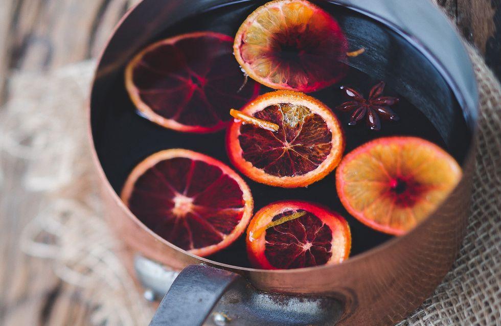 Et si on se préparait un bon vin chaud, la boisson qui réchauffe l'hiver (recette) ?