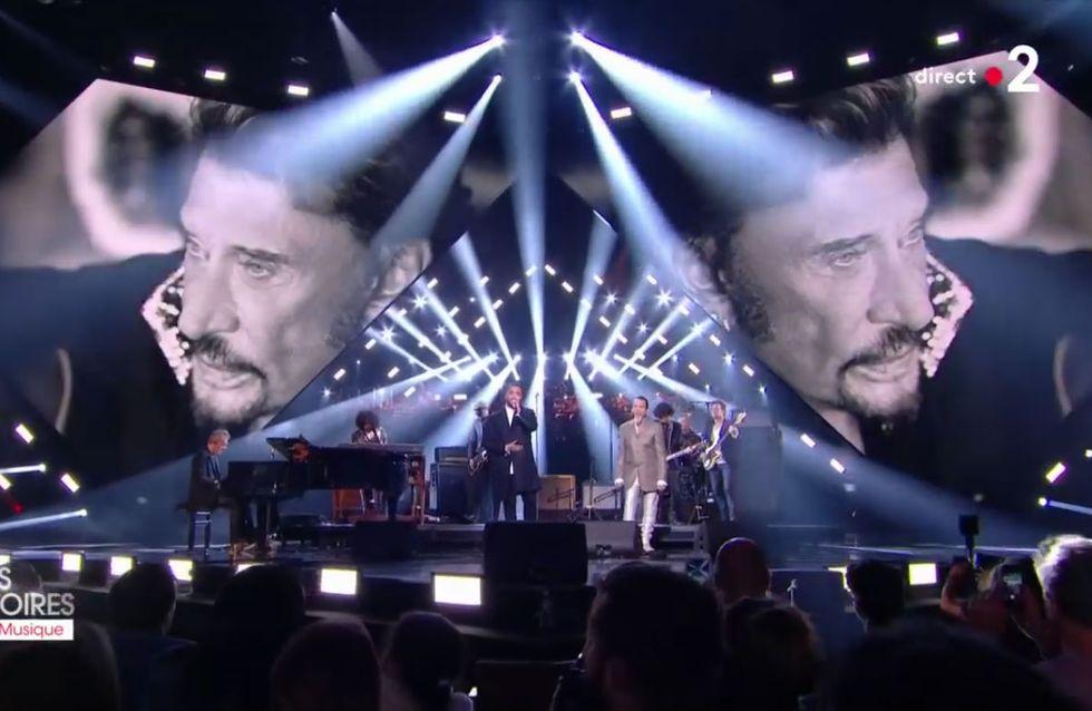 Les émouvants hommages à Johnny Hallyday et France Gall aux Victoires de la Musique (vidéos)