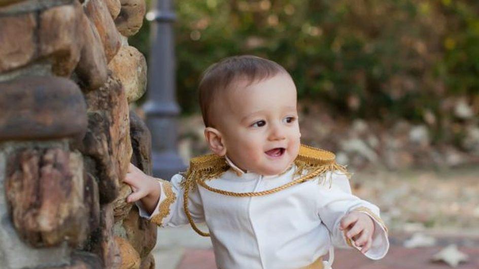Ils déguisent leur fils en princes Disney pour la plus belle des raisons (photos)