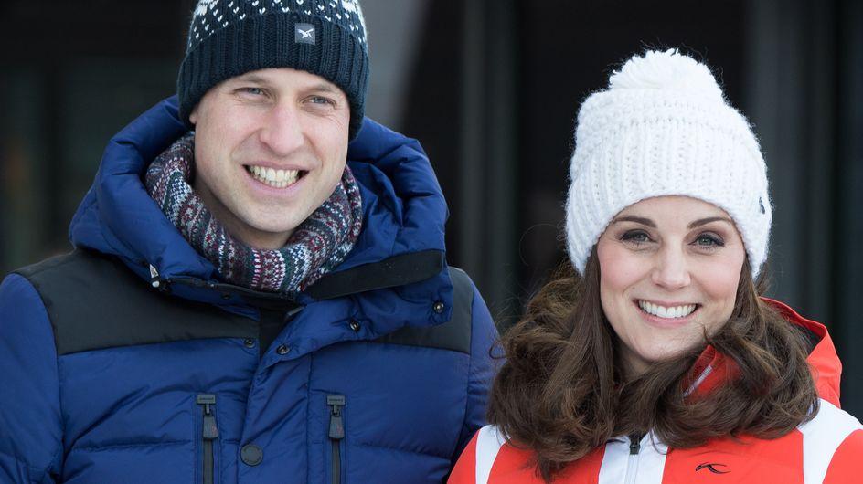 Kate Middleton, enceinte de jumeaux ? Le prince William n'en veut pas !