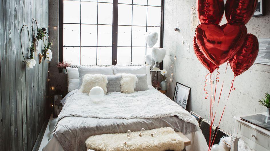 6 trucos para crear el ambiente perfecto en tu casa por San Valentín