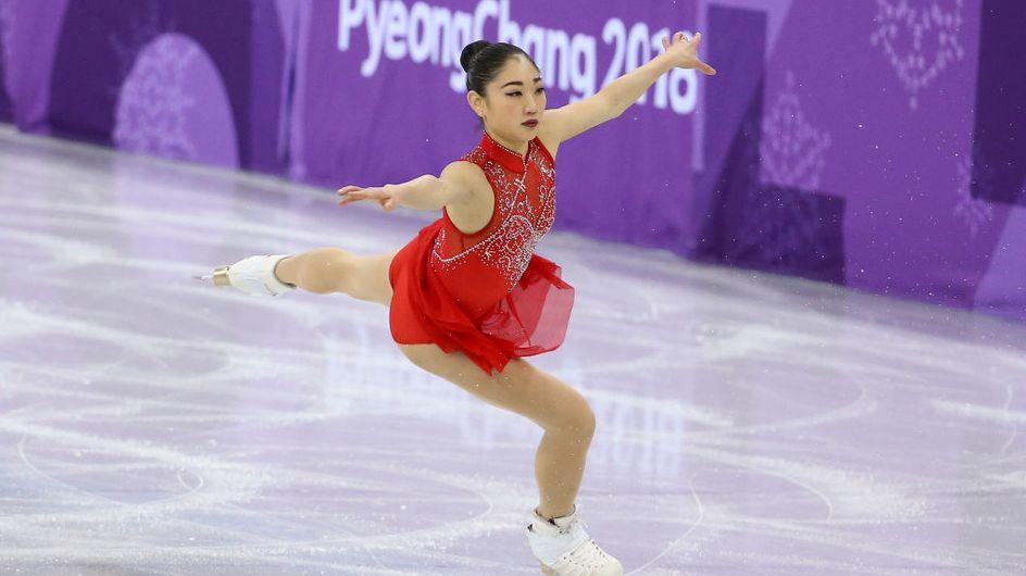 Mirai Nagasu hace historia en los Juegos Olímpicos de Invierno