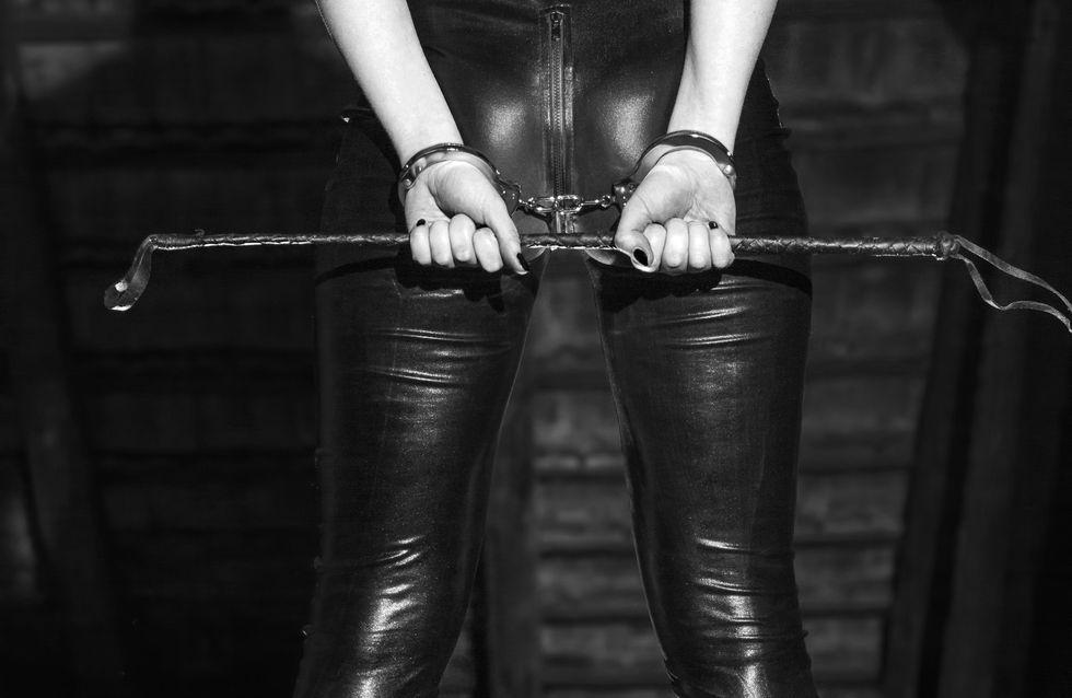 Nichi Hodgson o ¿qué es una dominatrix?