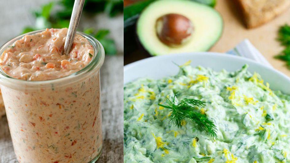 Super recettes de sauces dips pour faire trempette à l'apéro, des idées faciles et savoureuses