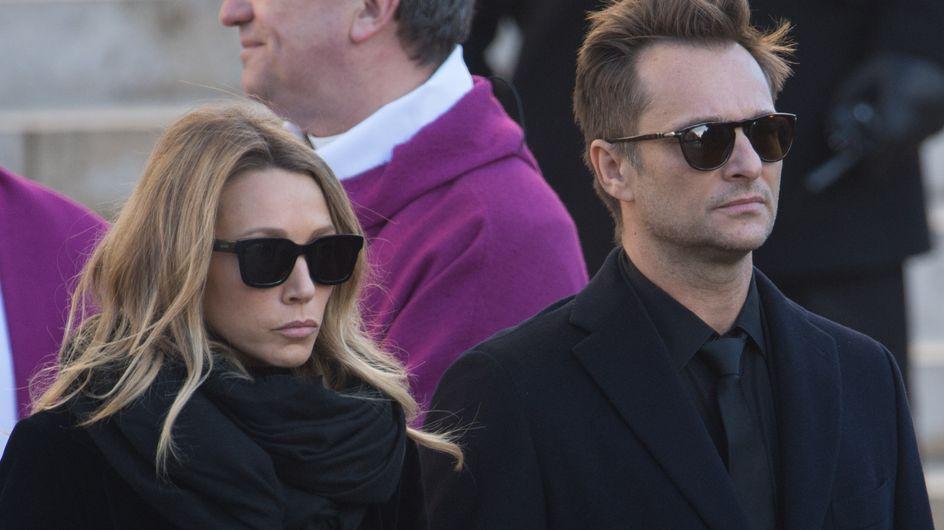 David Hallyday prend la défense de sa demi-sœur Laura Smet, critiquée sur les réseaux sociaux