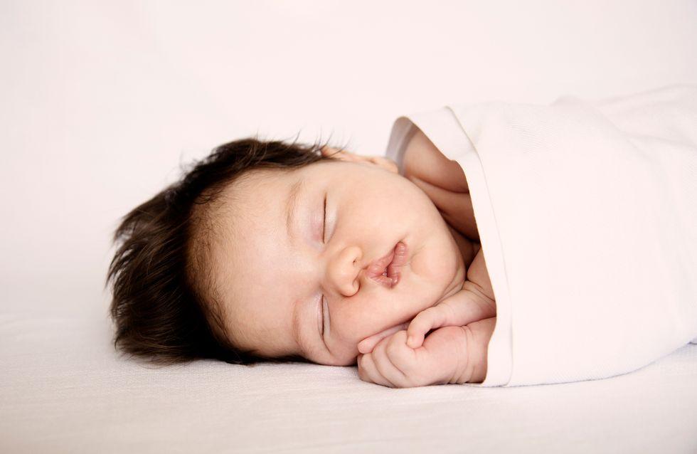 L'imposante chevelure de ce bébé de 3 mois est complètement hilarante (Photos)