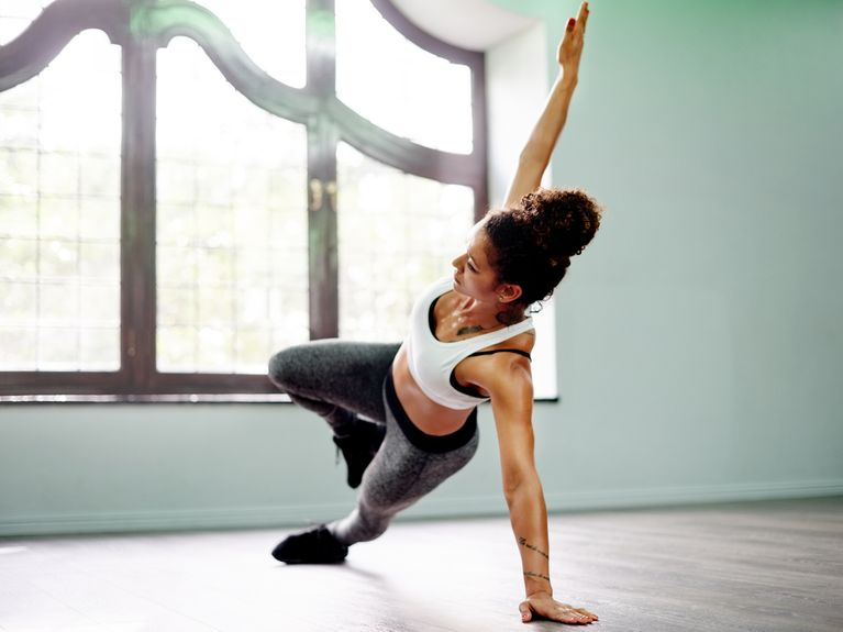 Entrainement Fitness Exercices De Gym 10 Min Par Jour