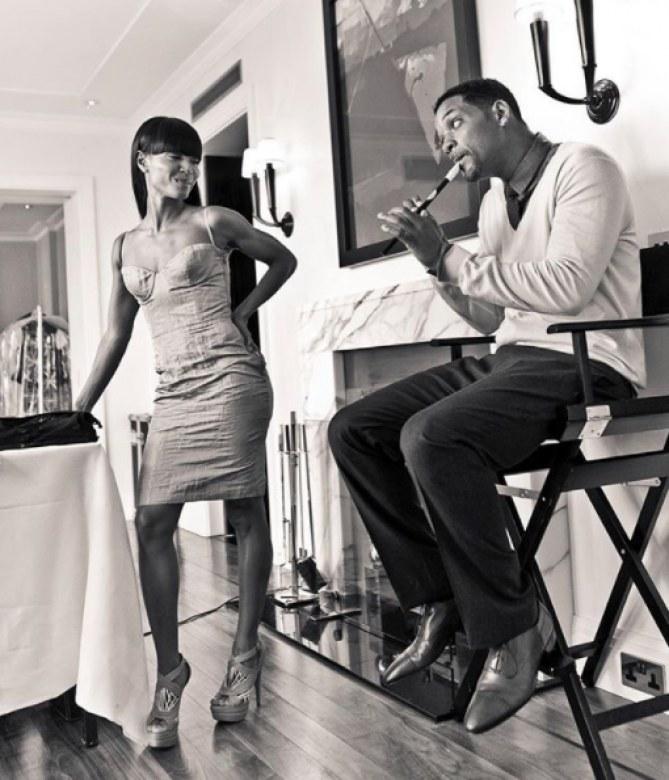 Will Smith y su mujer, Jada Pinket Smith