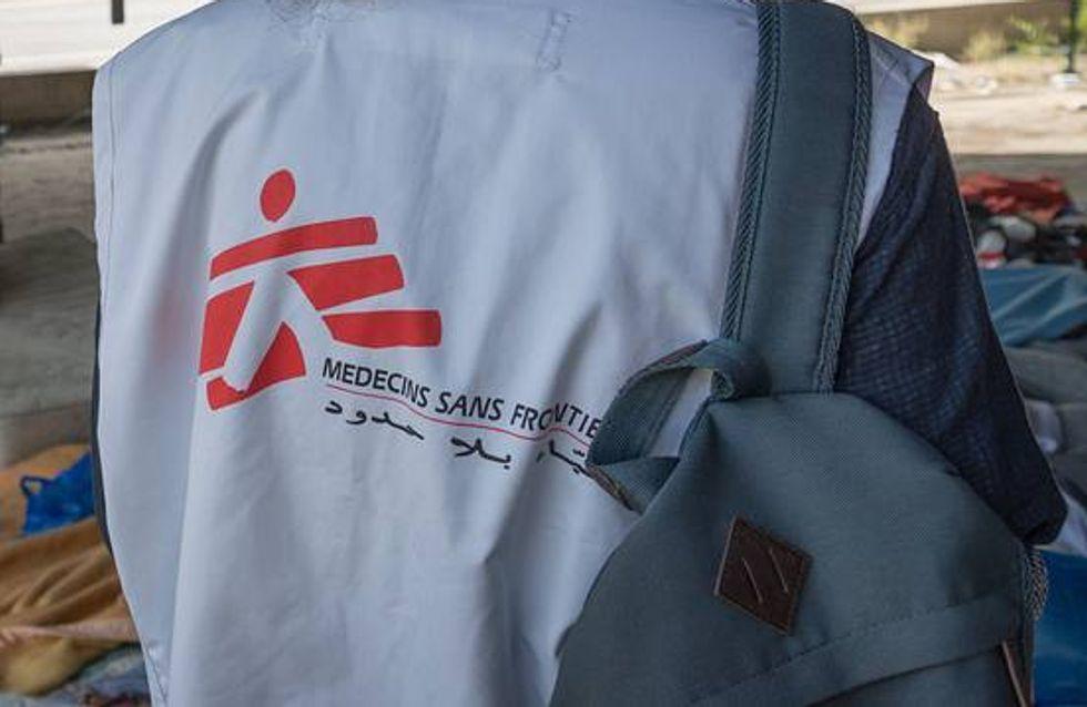 Médicos Sin Fronteras reconoce 24 casos de acoso sexual en 2017