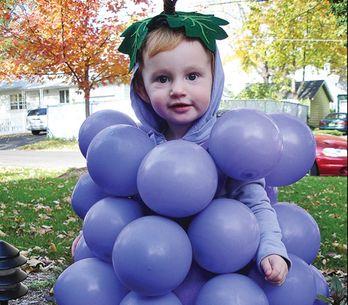 Des idées de déguisements pour les enfants... hyper faciles à faire !