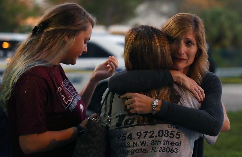 Fusillade en Floride, Donald Trump ose rejeter la faute sur les élèves et c'est intolérable !