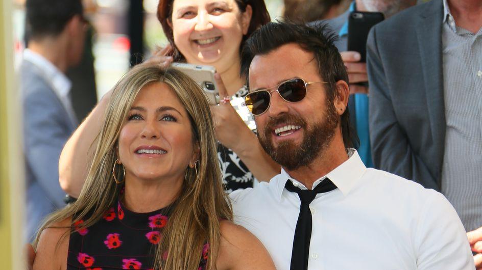Jennifer Aniston e Justin Theroux hanno deciso di separarsi