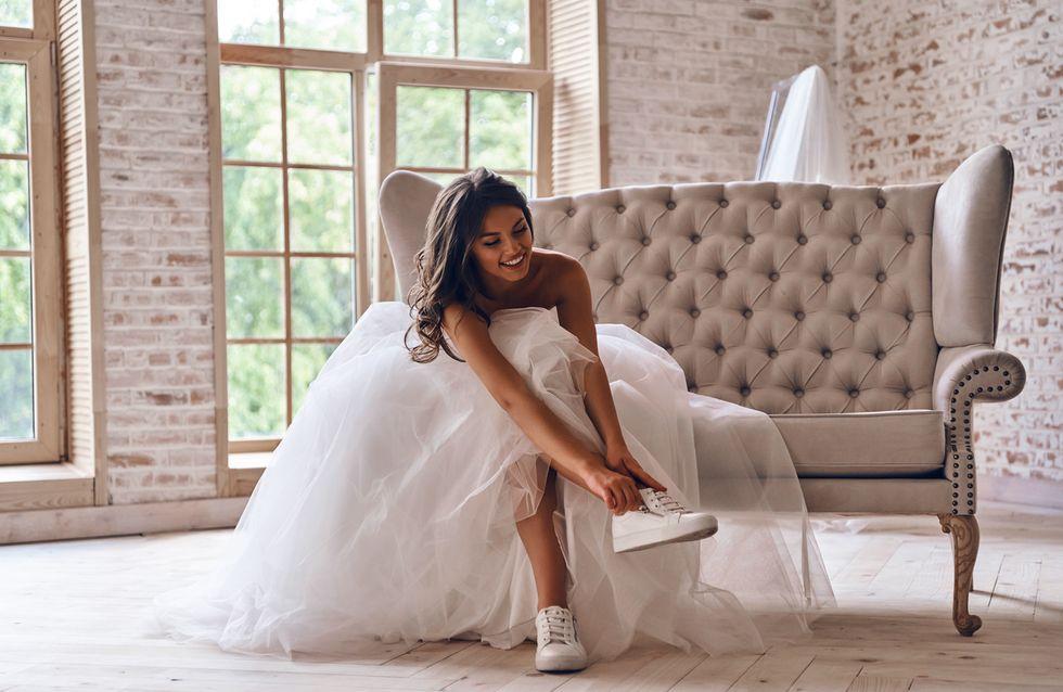 Casarse en zapatillas está de moda