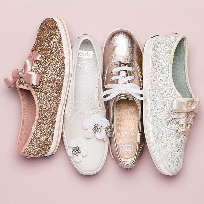 Zapatillas para novias