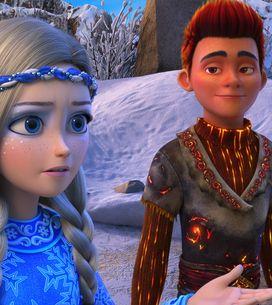 La Princesse des Glaces, un film d'animation tout en poésie