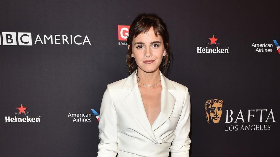 Emma Watson dona un millón de libras a un fondo contra el acoso sexual