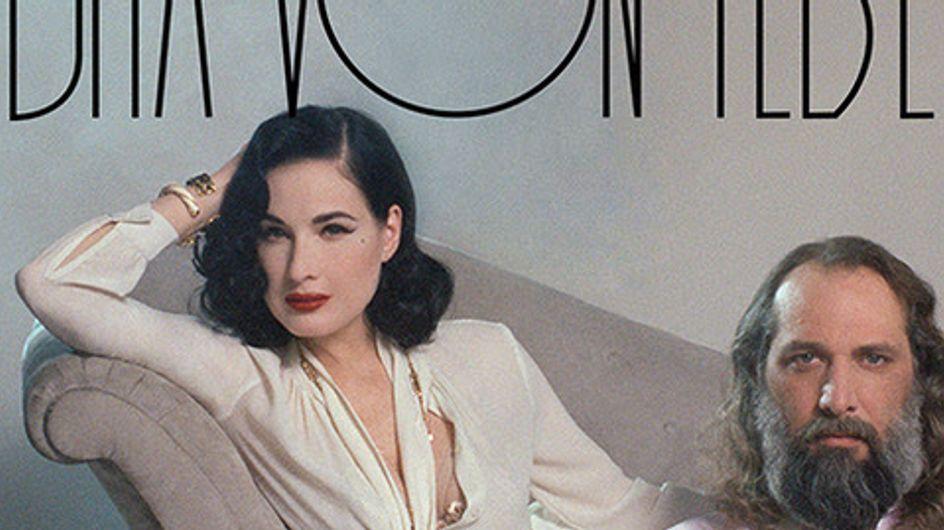 Dita Von Teese, glamour et sensuelle pour Sébastien Tellier (vidéo)