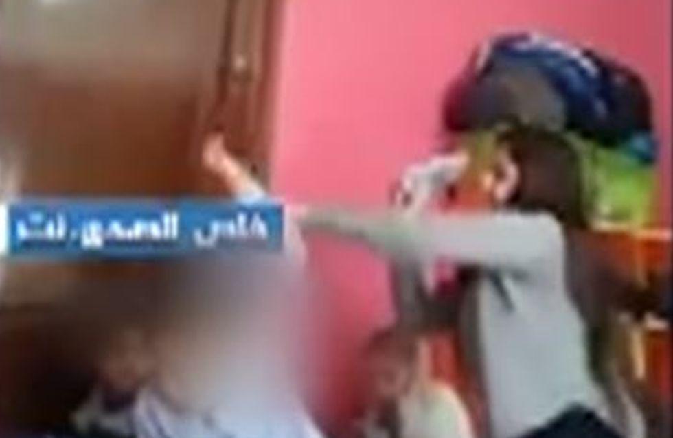 Insupportable ! Il filme la maltraitance dont sont victimes les enfants autistes d'une école (vidéo)