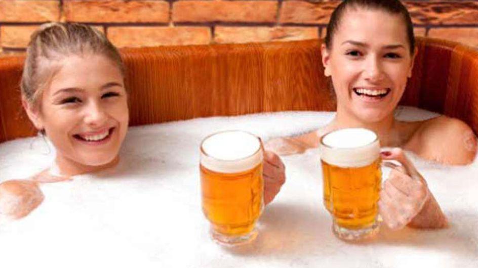 ¿Un spa de cerveza? Existe y está en España