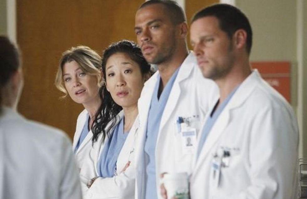 Une actrice de Grey's Anatomy dans le reboot de Roswell ?