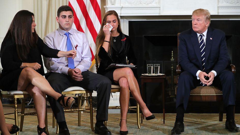 Armer les enseignants ? La suggestion de Donald Trump pour lutter contre les fusillades