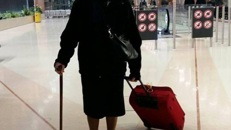 Irma, cette super grand-mère de 93 ans, part faire de l'humanitaire et émeut la Toile