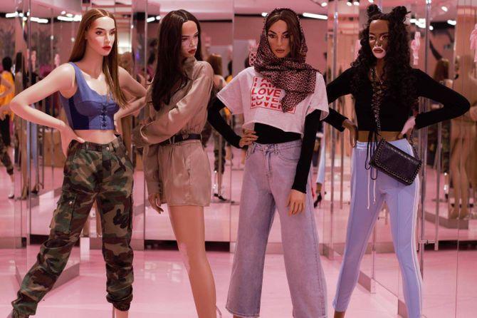 Missguided, saluée pour la diversité de ses mannequins de vitrine (Photos)