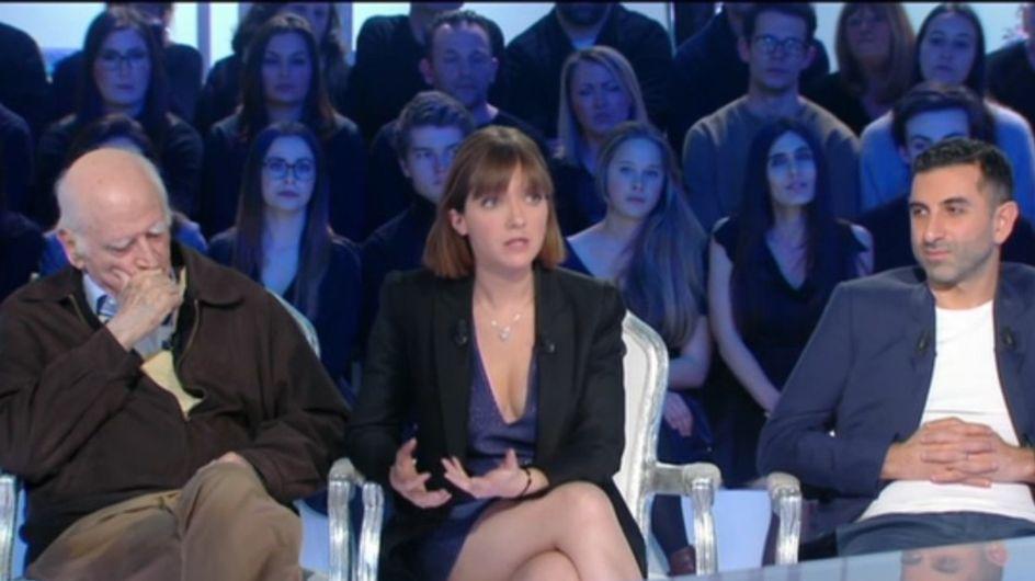"""Victime de sexisme, Aurore Bergé réagit : """"Je n'ai pas à être jugée sur la longueur de ma robe"""""""